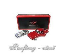 Corvette Man Edt 100ml + model auta Chevrolet Corvette 1965 (1:18)