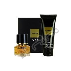 Jil Sander No.4 Edp 30ml + 75ml sprchový gel