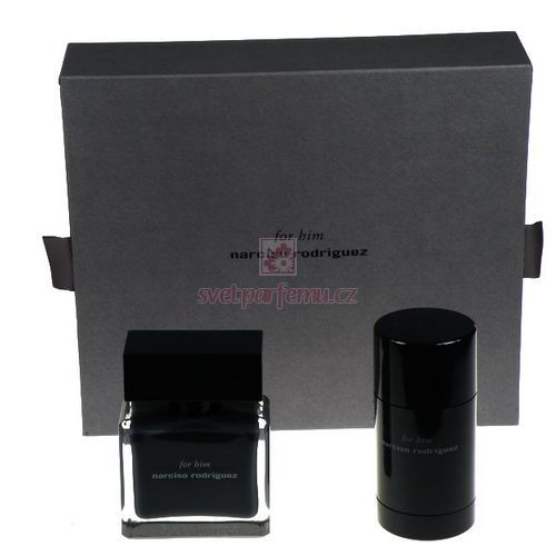 Narciso Rodriguez For Him Edt 50ml + 75ml deostick